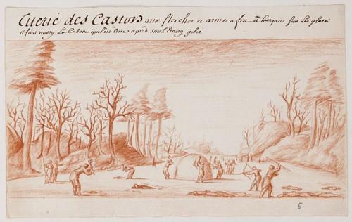 Tuerie des castors, 18e siècle