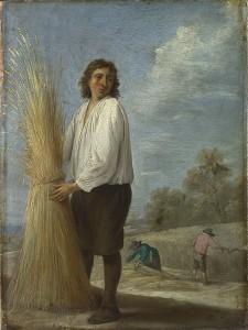 Les quatre saisons, L'été, vers 1744, David Teniers II, dit le Jeune