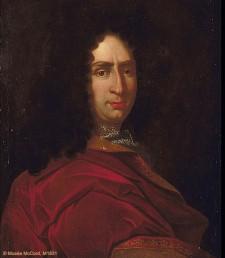 Portrait de Jacques-René de Brisay, Marquis de Denonville, avant 1710, Anonyme