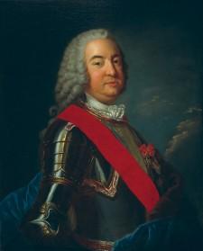 Portrait de Pierre de Rigaud, Marquis de Vaudreuil