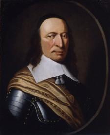 Portrait de Peter Stuyvesant, vers 1660, attribué à Hendrick Couturier