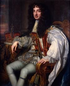 Portrait du Roi Charles II, non daté, par un artiste inconnu d'après Sir Peter Lely