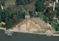Reconstitution du Fort James