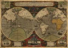 Vera totius expeditionis nauticae : descriptio D. Franc. Draci…, vers 1595, par Jodocus Hondius