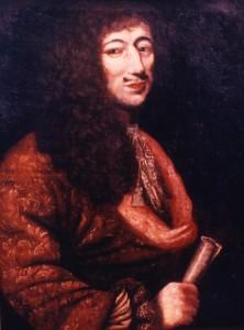 Portrait de Jean Talon, par Claude François dit Frère Luc (1614-1685)