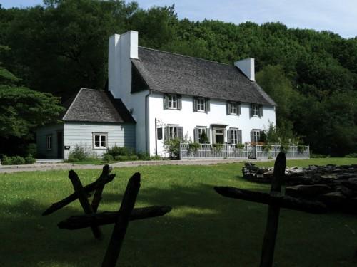 La maison des Jésuites de Sillery