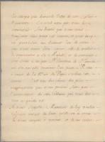 Lettre de Mgr de Laval au ministre Colbert, 30 septembre 1670