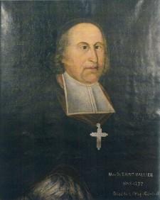 Portrait de Monseigneur de St-Vallier