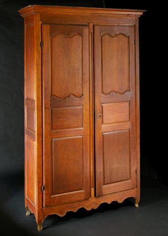 Pays d en haut et louisiane mus e virtuel de la nouvelle - Construire son armoire ...