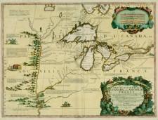 Partie occidentale du Canada ou de la Nouvelle-France