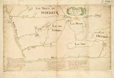 Parties les plus occidentales du Canada, 1688, par Pierre Raffeix