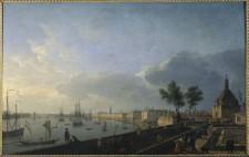 Deuxième vue du port de Bordeaux