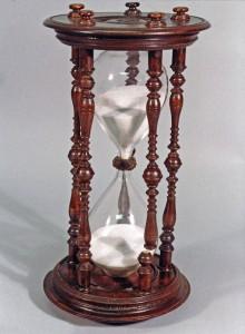 Sablier, 2e quart du 18e siècle