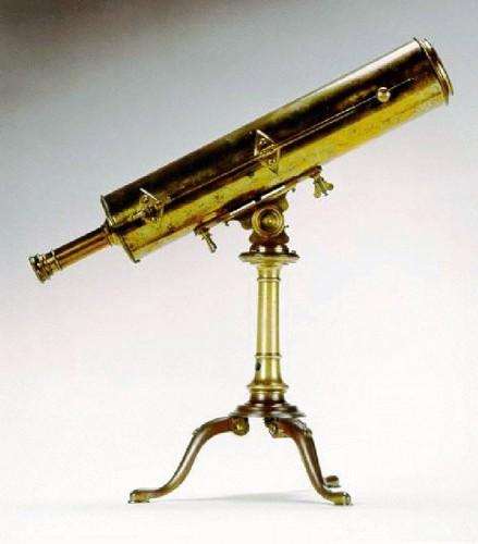 Télescope, 1736-1748