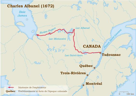 Albanel 1672
