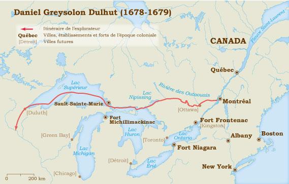 Dulhut 1678-1679