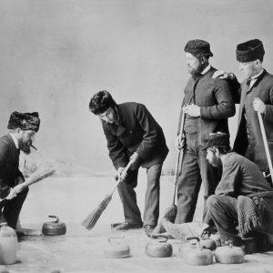 Groupe de curling