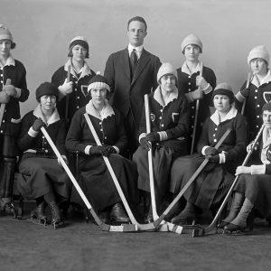 Équipe de hockey féminine du Collège Royal Victoria