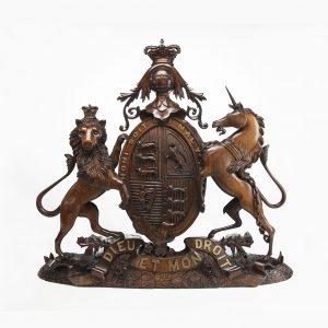 Armoiries royales britanniques