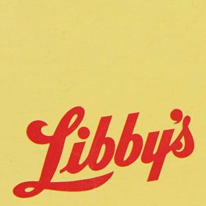 Affiche de Libby's montrant Frank Mahovlich