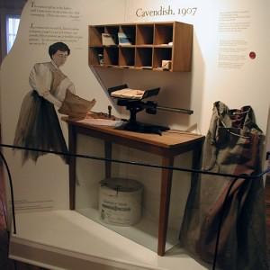 Le bureau de poste de Cavendish