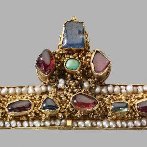 Segment de couronne, Hongrie ou France, Entre 1250 et 1300